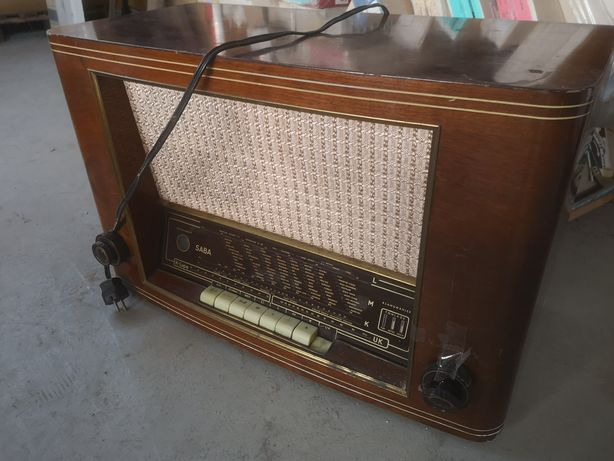 Radio saba zabytkowe