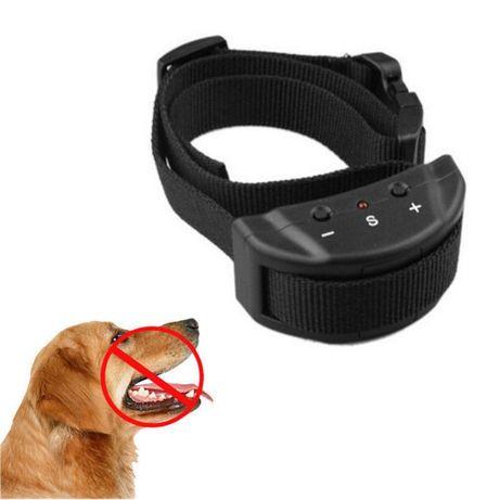 Coleira Electrónica anti latido ladrar choque eléctrico cães