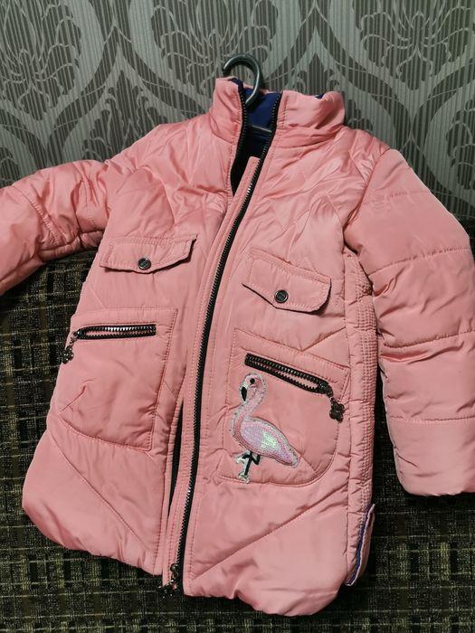 Детская зимняя куртка Пологи - изображение 1