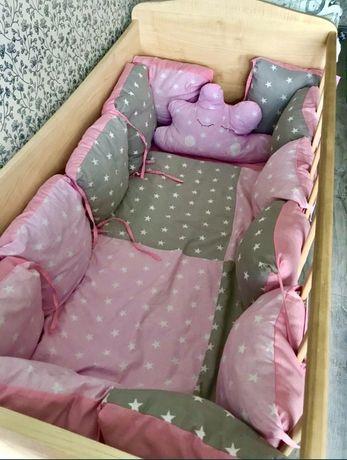 Коплект детского постельного