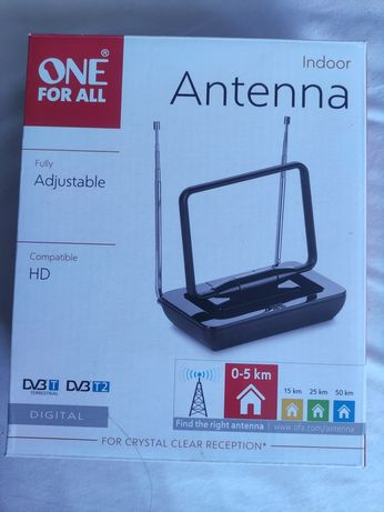 Antena DVB-T  DVB-T2 HD