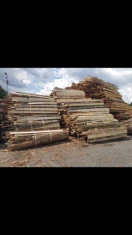 Drewno rozpałkowe ścinki okorki