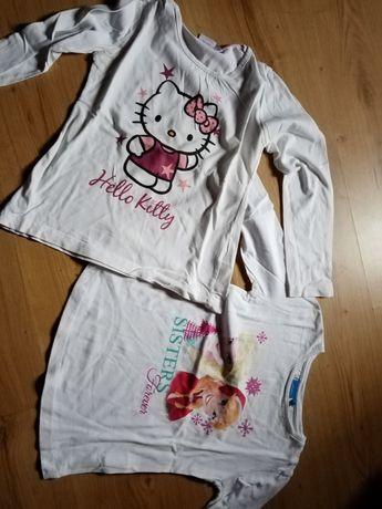 Lote de 2 camisolas manga comprida 7 anos