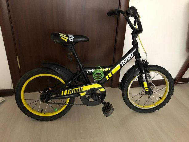 Велосипед дитячий Pride flash 16