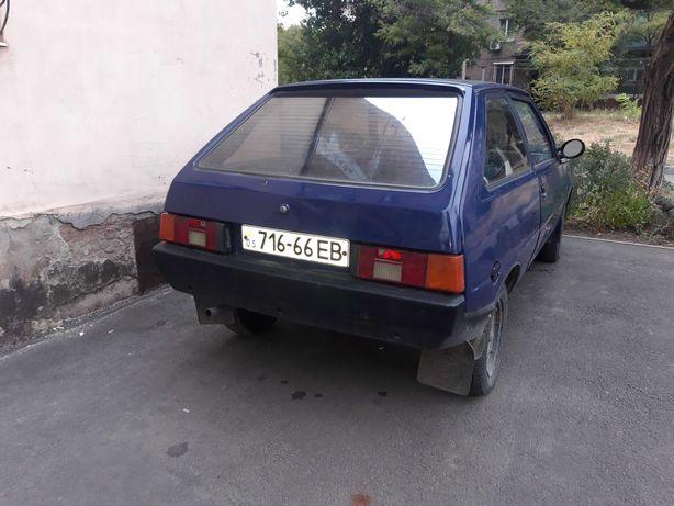 Автомобиль заз таврия