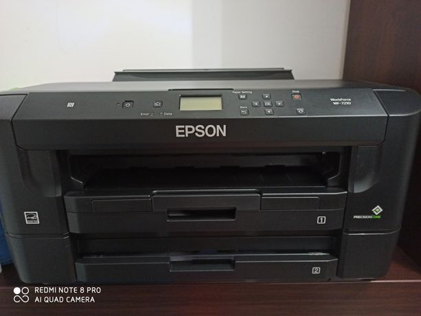 Drukarka atramentowa  Epson WorkForce WF-7210DTW