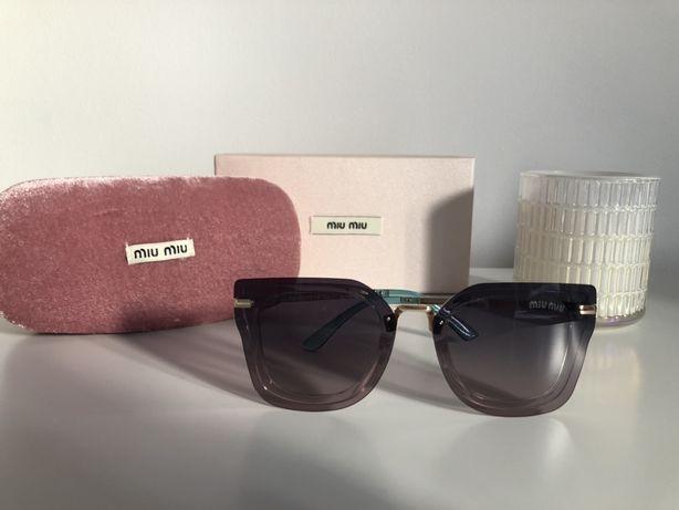 Okulary Miu Miu przeciwsłoneczne
