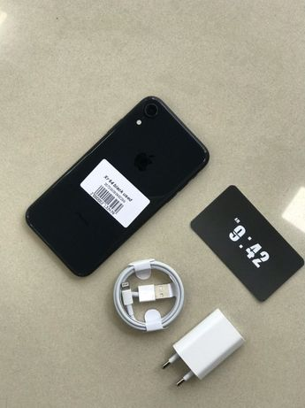 Б/у iPhone XR 64GB black used