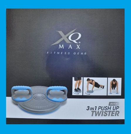 Fitness XQ MAX 3 in 1 twister z uchwytami Tanio