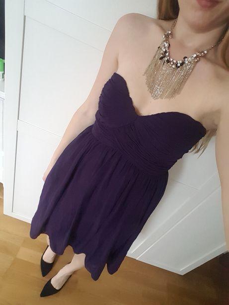 JAKE S sukienka wieczorowa studniówka wesele elegancka xs 32