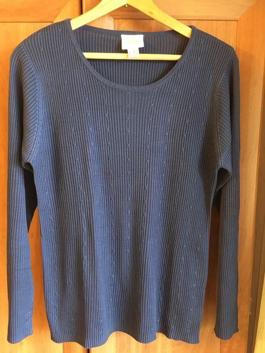 Sweterek z jedwabiu Lubin - image 1