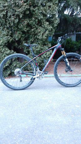 Топовый гоночный велосипед GHOST HTX LECTOR 2990 44см