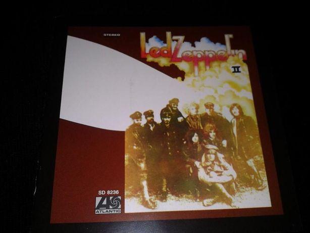 Led Zeppelin - Led Zeppelin II 1969 - Remastered 1993 - 82526 - 2 (CD)
