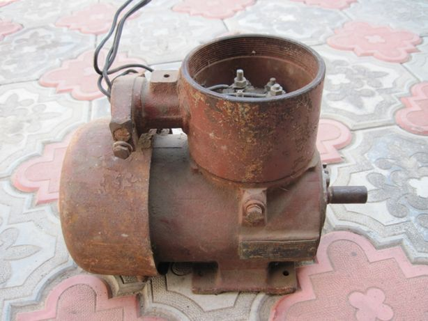 Электро двигатель, мотор 380V 0,55KW 1350 об/мин