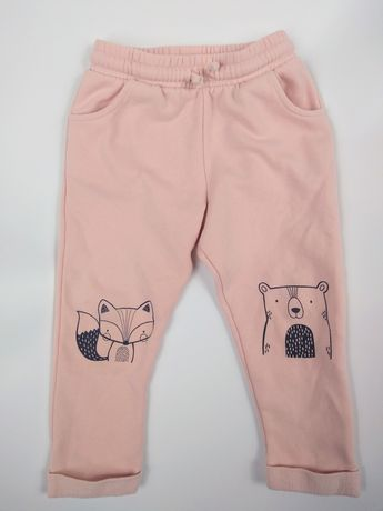 Spodnie dresowe rozmiar 98