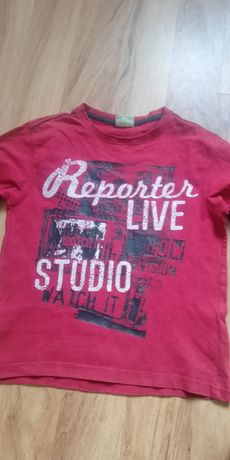 Bluzka chłopięca reporter 122
