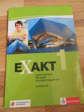 Exakt 1 - język niemiecki, podręcznik