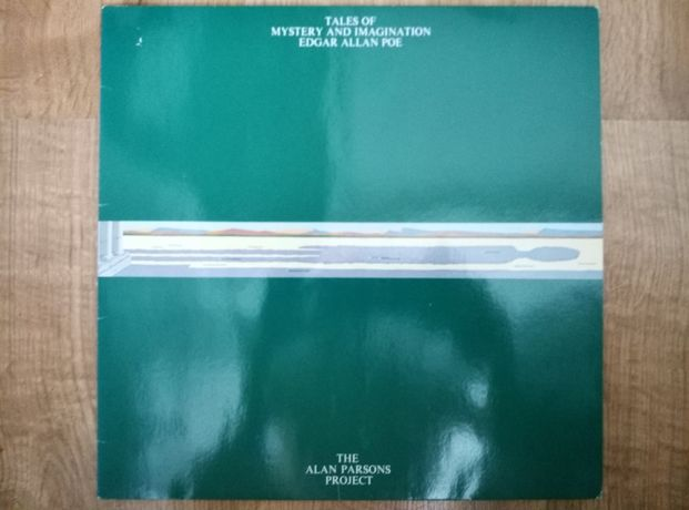 Alan Parsons Project Tales of mystery and imagination winyl.