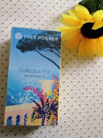 Yves Rocher Woda toaletowa Collection Ete 75 ml Unikat