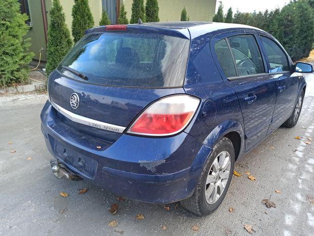 Opel Astra H Z4CU zderzak tylny tył Kompletny stan bdb Wysyłka