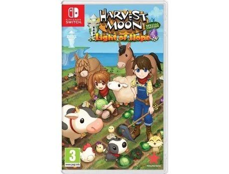 Nintendo Switch Harvest Moon Light of Hope