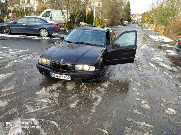 BMW E36 2.0 m52b20 Gruz/Daily Pakiet Drift Opłaty Zamiana