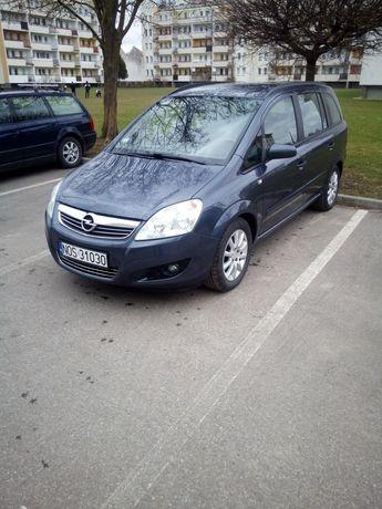 Opel Zafira b po lifcie 1.8 140km