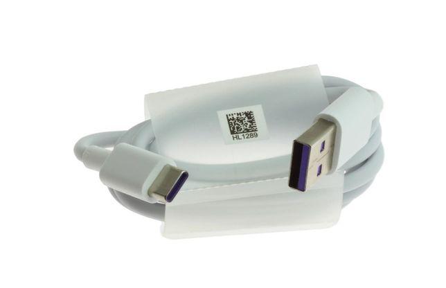 Oryginalny Kabel HUAWEI USB-C 3.1 5A P20 P30 PRO Mate 20 30 PRO