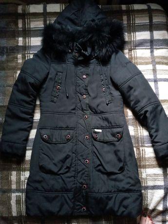 Куртка теплая зима или холодная осень