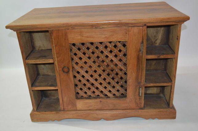 Szafka pod telewizor, drewniana