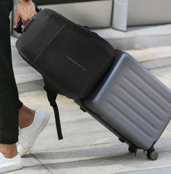 Модный Рюкзак Fashion Style Антивор С USB Портом