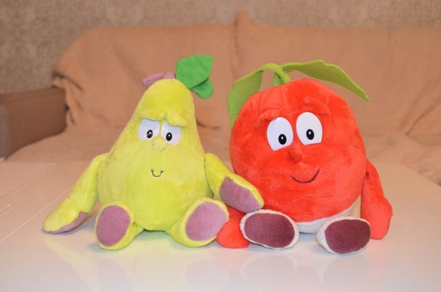 Słodziaki Gruszka i truskawka