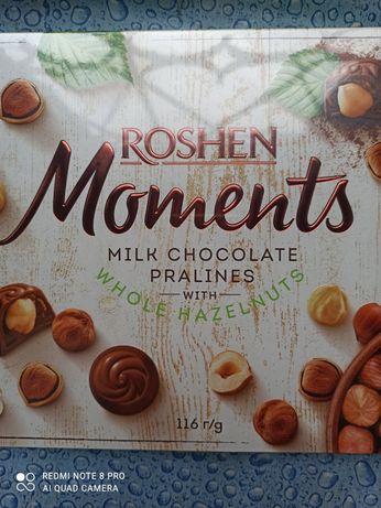 Конфеты шоколадные Roshen