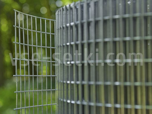 Сетка оцинкованная для клеток животных и птиц