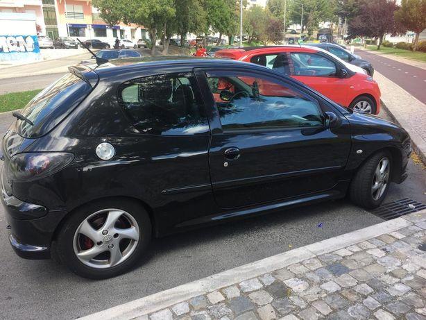Vendo Peugeot 206 2.0 HDI