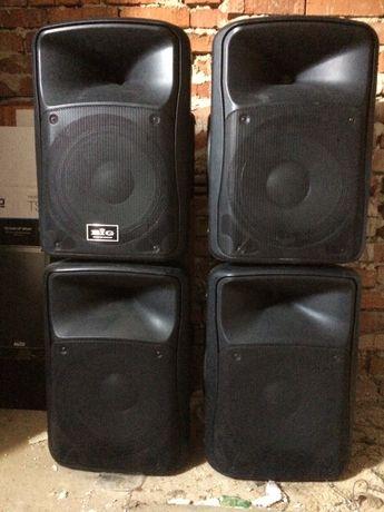 Big ev-12, колонки акустична система