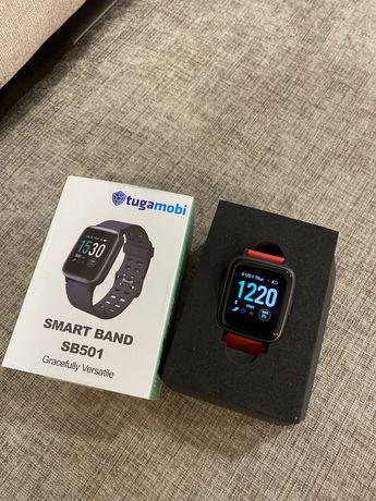 Smart band Tugamobi SB 501 Смарт-часы для iPhone и Android