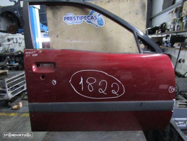 Porta POR1822 TOYOTA / STARLET / 1998 / VERMELHO / FD / 5P /