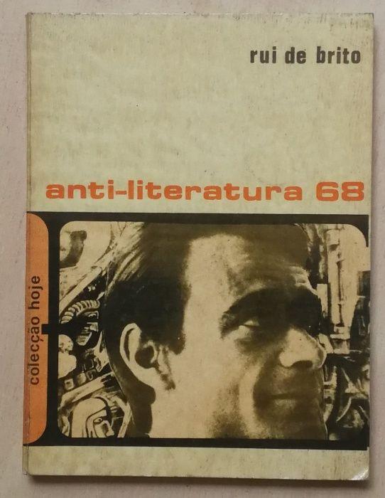 anti-literatura 68, rui de brito, colecção hoje Estrela - imagem 1