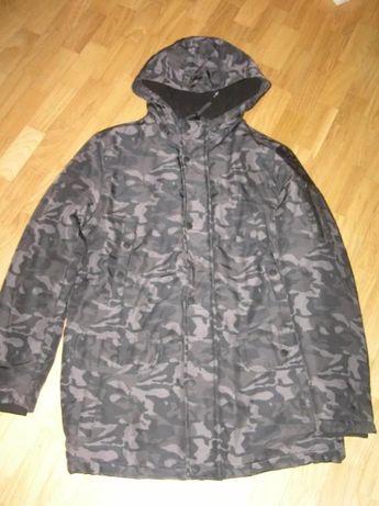 Куртка парка мужская демисезонная деми C&A Германия