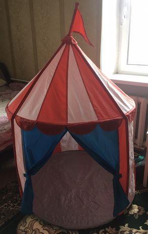 Палатка детская Икеа домик