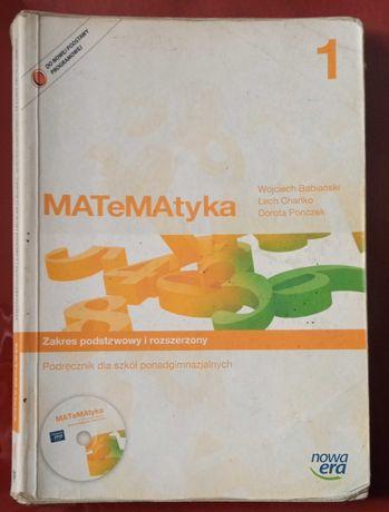 MATeMAtyka 1. Podstawa i rozszerzenie. Nowa Era