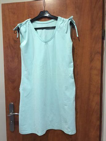Bawłniana sukienka