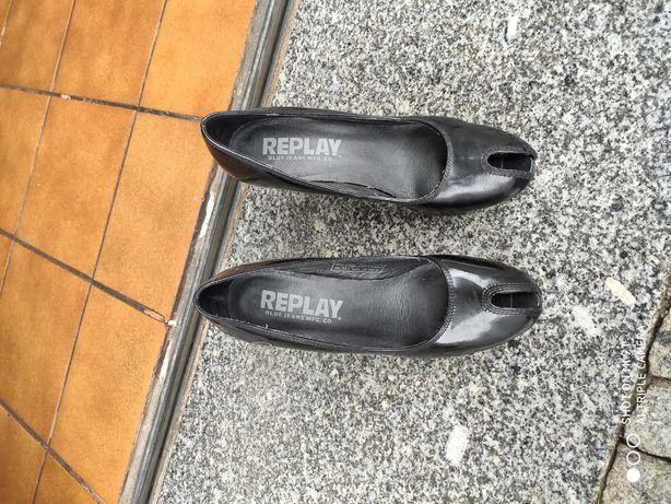 Sapatos senhora replay
