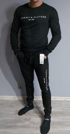 Męski komplet spodnie i bluza Calvin Klein wyprzedaż 99 zł