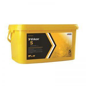 Virkon S 5 kg. PROMOCJA preparat dezynfekujący do chlewni i kurników