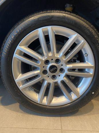 Opony Bridgestone Turanza T005 225/50/18 - homologacja BMW