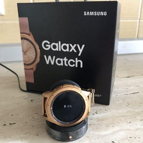 Samsung galxy watch 42mm rose gold