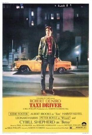 TAXI DRIVER Posters novos