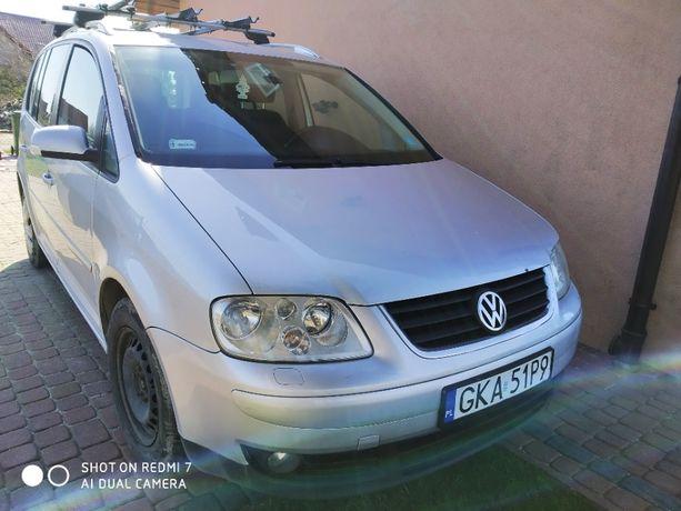 SPRZEDAM!! Volkswagen Touran 2.0